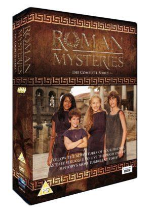 The Roman Mysteries Complete DVD Box Set